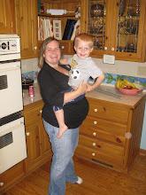 Mama & Dane (& Colt too!)