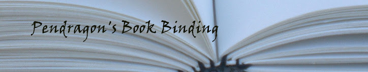 Pendragon's Book Binding
