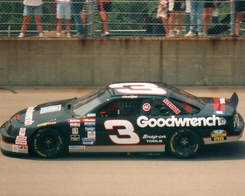 Dale Earnhardt Sr Car
