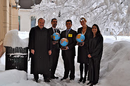 Snow Storm Fails to Disrupt Int'l Moot Court Competition