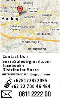 alamat pt Sosro, Agen Sosro