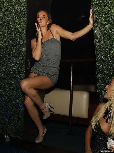 Tori black dance