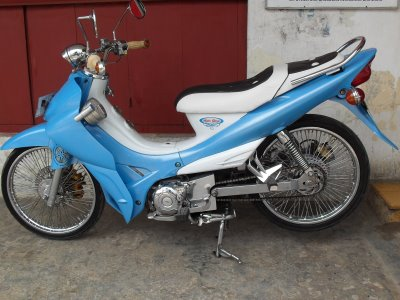 Modif Motor Yamaha  Modifikasi Motor Yamaha 2016