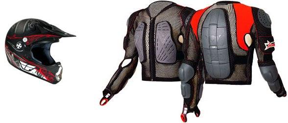 Защита для любителей горнолыжного экстрима