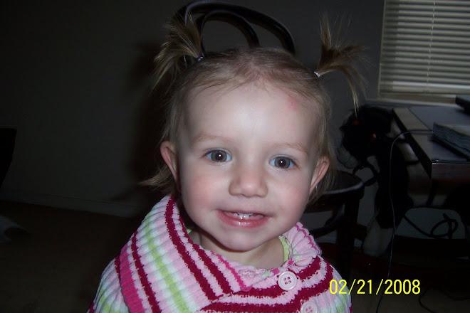 Ava's Crazy Hair