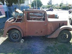 Austin seven 1934, convertible a la venta