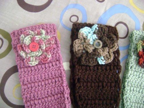 Pin como hacer diademas tejidas on pinterest - Diademas a crochet ...