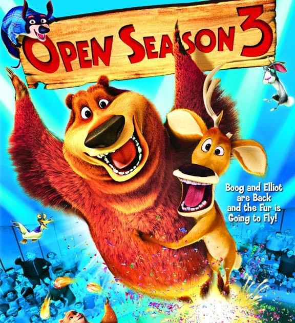 Open Season 3 (2010) Hindi Dubbed Movie Watch Online