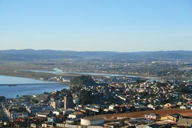 Cerros de Talcahuano.