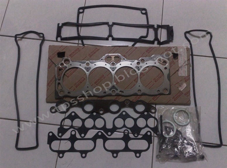 TPSshop  4AGE 16v Engine Overhaul Gasket Kit