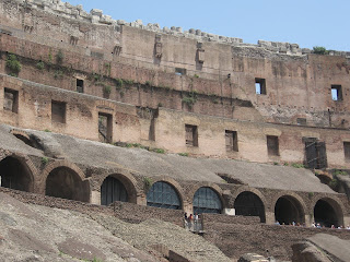 Downeast Yarn Ho Day 1 In Rome Circus Maximus Colosseum