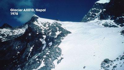 Glacier AX010, Nepal - 1978