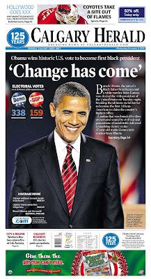 Calgary Herald, Calgary, Canada.