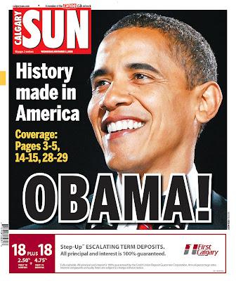 The Calgary Sun, Calgary, Canada.