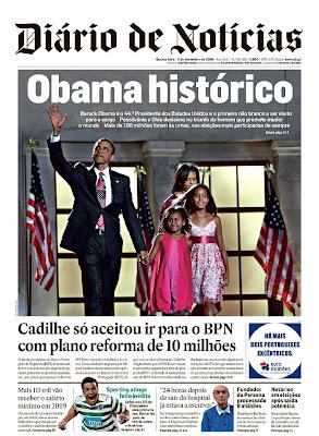 Diário de Notícias, Lisbon, Portugal.