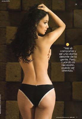 Sugey Abrego Maxim magazine Cover photos