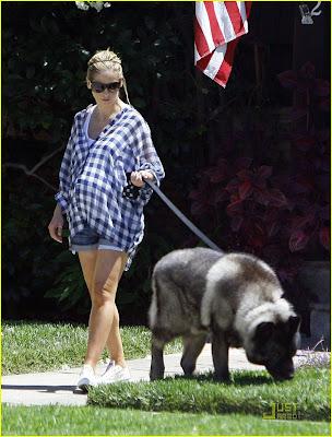 Pregnant Sarah Michelle Gellar baby Bump