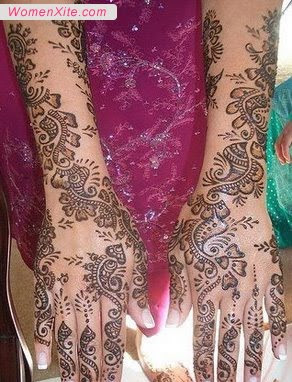 Mehendi Designs for hands Photos & Mehendi Styles