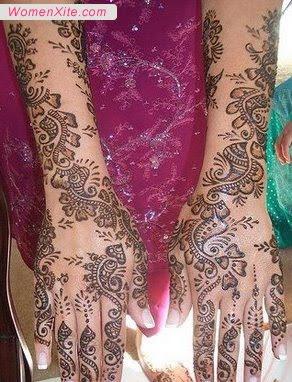 Mehendi Designs for hands Photos & Mehendi Styles
