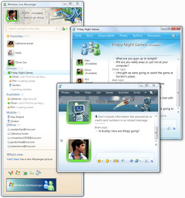 Windows Live 2010, windows live messenger 2010, Windows Live Messenger 2010 Download, messenger 2010, windows live 2010