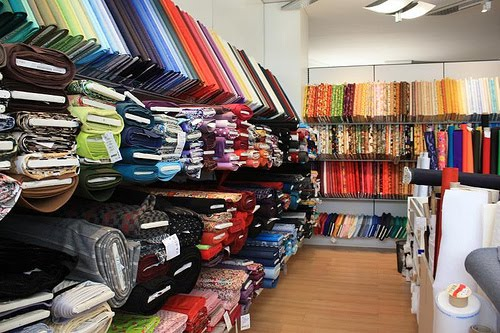 SewChic: Fabric Stores in Switzerland