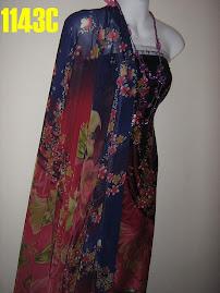 CMCS 1143C : Sold To Nazli - Beli Kain + Tempahan Baju Kurung Pahang