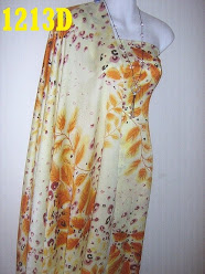 DSK 1213D : Sold To Pn. Inah - Beli Kain + Tempahan Baju Kurung