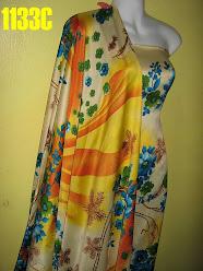 JA 1133C : Sold To Azimah - Beli Kain + Tempahan Baju Kurung