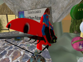 second life animals - Ladybug