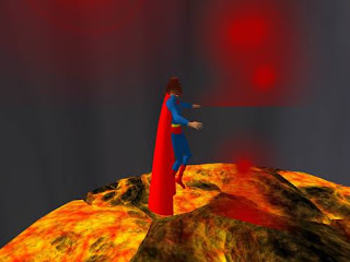 second life - lava