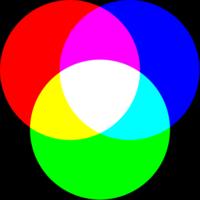 lingkaran warna dasar