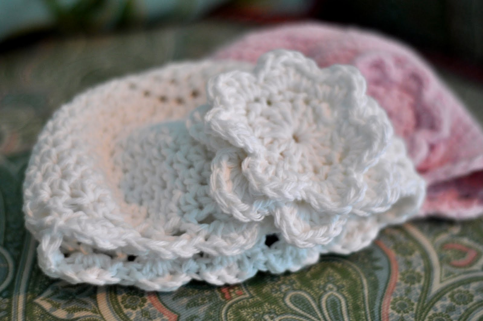 New Pattern: Belle Cloche crochet hat pattern for This Is Crochet