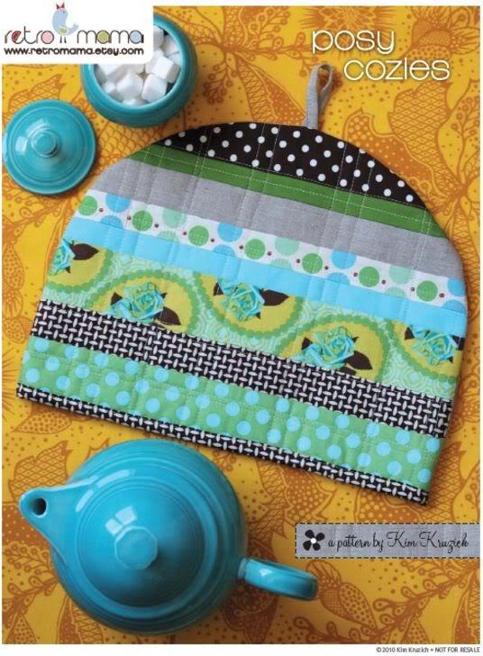Pumpkin Tea Cosy Pattern!   Cosy Tea Blog