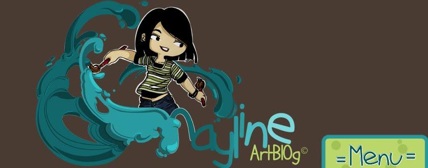 mayline artblog