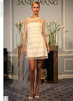 rochie de mireasa scurta 2