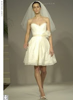 rochie de mireasa scurta 4