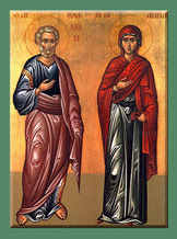 Sts Joachim & Anne