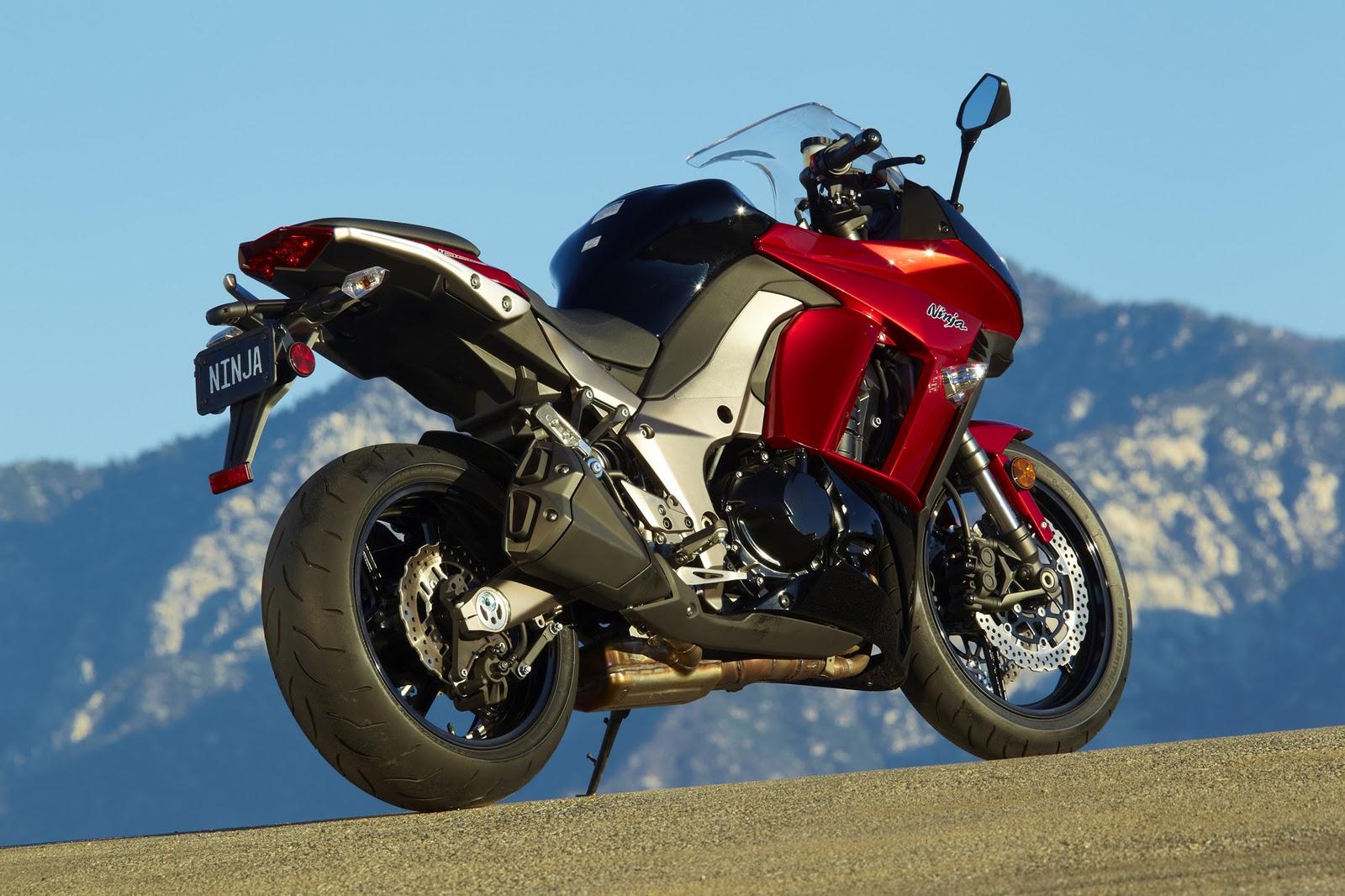 2011 Kawasaki Ninja 1000 a new Sportbike Leader   Motor Sport Gallery