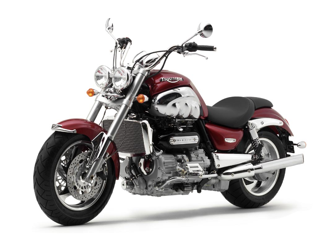 triumph rocket iii motorcycle - photo #1