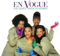 En Vogue - You Don't Have To Worry (VLS) (1990)