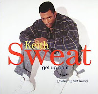 Keith Sweat - Get Up On It (VLS) (1994)