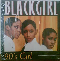 Blackgirl - 90's Girl (VLS) (1994)