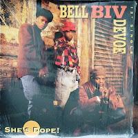 Bell Biv Devoe - She's Dope! (VLS) (1991)