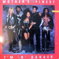 Cover Album of Mother's Finest - I'm 'N' Danger (VLS) (1989)