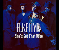 R. Kelly &  Public Announcement - She's Got That Vibe (VLS) (1991)