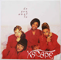 Cover Album of Xscape - Do You Want To (VLS) (1995)
