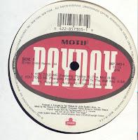 Motif Feat. Positive K - You Told Me (VLS) (1992)