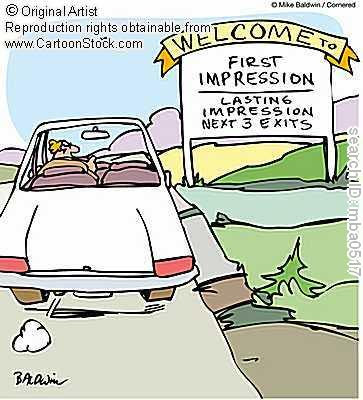 First impressions can be misleading essay