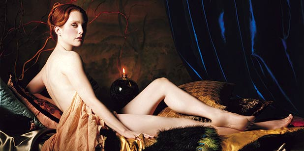 julianne moore. Julianne Moore for Vanity Fair