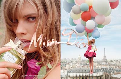 """Miss Dior Chérie L´Eau. """"L´Eau"""" es la clave"""